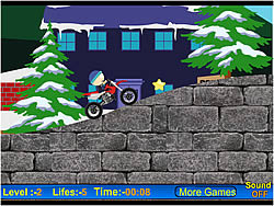 South Park Bike Ride game