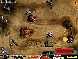 Battle Tanks game