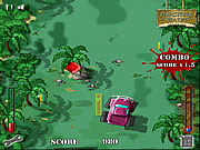 Jungle Rush 2 game