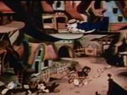 Watch free video Woody Woodpecker in Pantry Panic