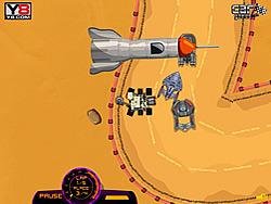 Mars Adventures - Curiosity Racing game