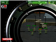 Juega al juego gratis Battlefield Shooter Game