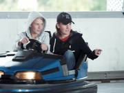 Watch free video Volkswagen: Bumper Cars Without Bumping