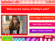 DM Quiz: How well do you know Debby Ryan?
