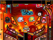 Juega al juego gratis Magic Pinball