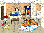 Garfield Family game