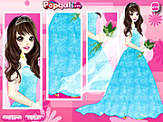 Beautiful Bride Dressup game