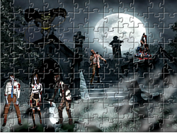 Zombie Grave game