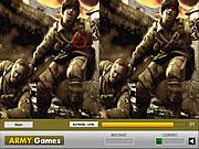 Soldiers In Action Difference game