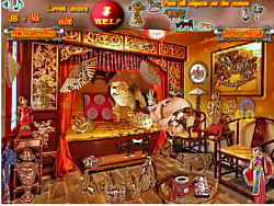 Chinese Shope Secrets game