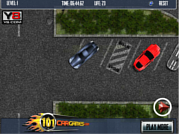 Juega al juego gratis Midtown Limo Parking