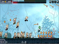 Back to Zombieland game