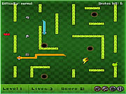 Snake Fight Arena لعبة