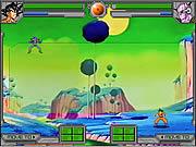 Dragon Ball Z Tournament Flash Game