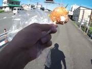 Watch free video Eating Homemade Fried Doughnuts