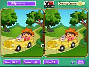 Dora's Lost Monkey