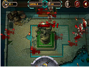 Zombie Bullet Fly game