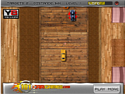 Indoor Car Racing game