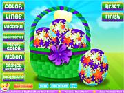 CDE Easter Egg Design