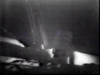 Watch free video Apollo 11 Landing - first steps on the moon