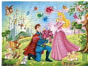 Juego Sleeping Beauty Sort My Jigsaw
