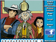 Jackie Chan Adventures HL game
