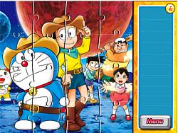 Doraemon Smart Puzzle game