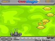 The Invasion Of The Mutant Fruit لعبة