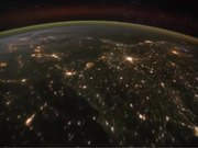 Watch free video Views of the Mideast from the Space Station