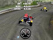 Go Kart 3D game