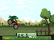Hulk Stunts game