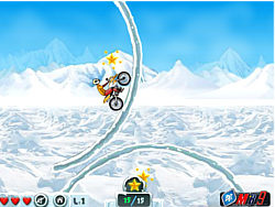 Ice Rider 2 game