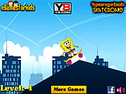 Spongebob Skateboard game