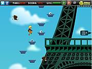Naruto Tower Jump game