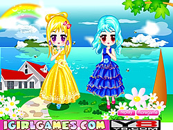 Chic Twin Sisters game