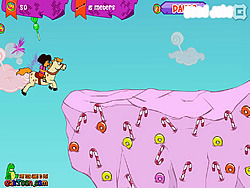 Dora And Unicorn game