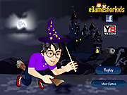 New Harry Potter Dress Up game