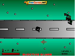 Stickman Hunter game
