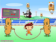 Jumping Lope game