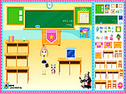 Juega al juego gratis Classroom Make Over