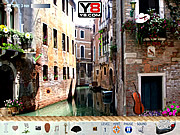 Juega al juego gratis Venice Hidden Objects