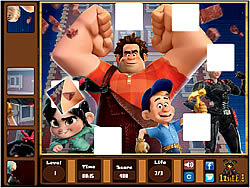 Wreck It Ralph game