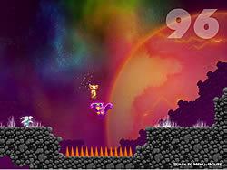 The Naked Alien game