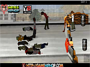 Ben 10 Blood Days game