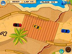 Ultimate Island Racing game