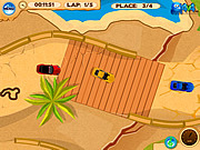 Ultimate Island Racing game