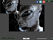 Real Alien Jigsaw