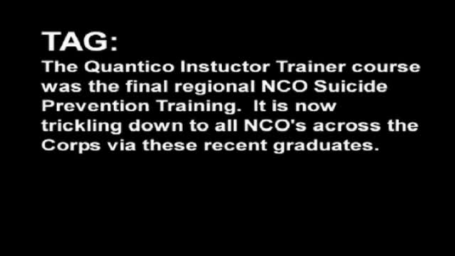 Watch free video Taking the Fight Against Suicides
