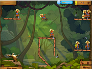 Juega al juego gratis Revenge of Bear Two