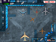 Boeing 747 Parking game